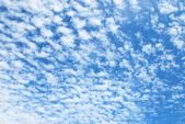 Clouds sky — Stock Photo