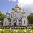 nikolsky a cathedral — Stock Photo