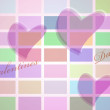 Valentine background — Stockvector  #4854732