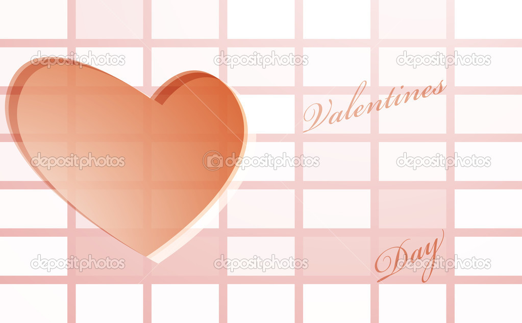Valentine background, eps10 — Stock Vector #4882501