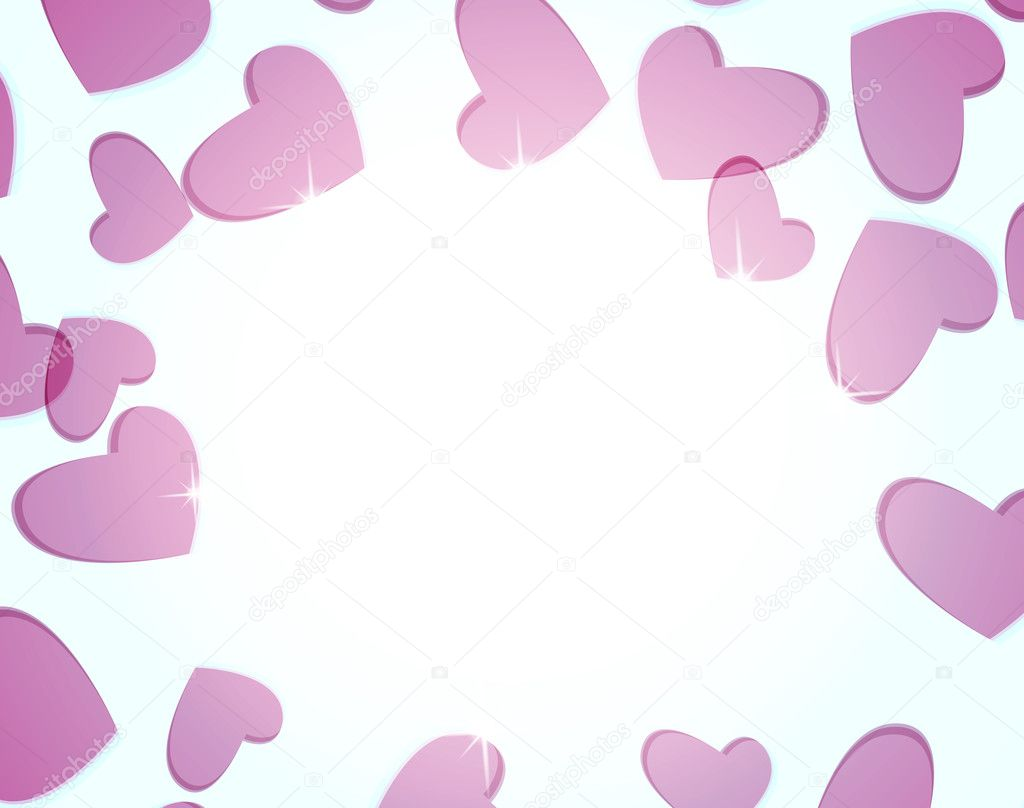 Valentine background, eps10 — Stock Vector #4902609