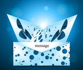 Message — Stock Vector