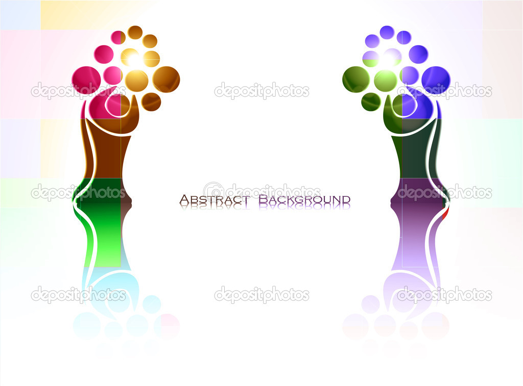 Abstract Background... eps10 — Stock Vector #5312133