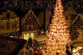 Christmas trade — Stock Photo