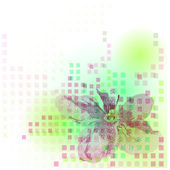 Flower — Stockvektor