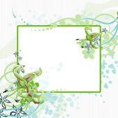 Photo frame — Stock Vector
