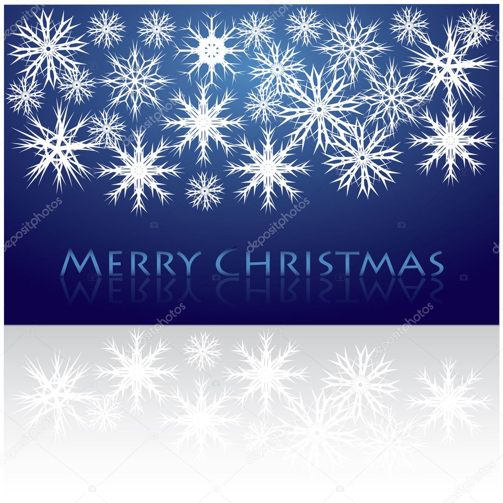 Christmas background  Stock Vector #4832526