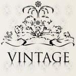 Vintage frame — Stock Vector #4943013