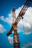 Big Crane — Stock Photo