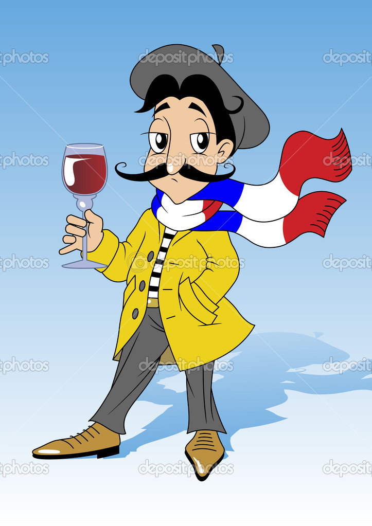 French man illustrations and clipart 3912  Can Stock Photo