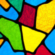 Stained glass designs. - Stock Photo