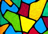 Stained glass designs. — Stock Photo