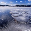 Frozen lake. — Stock Photo #4897121