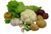 Vegetable group — Stock Photo