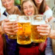 Inn or pub in Bavaria — Stock Photo