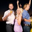 Two couples) on the — Stock Photo #5022826