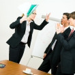 Business team — Stock Photo #5023091