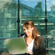 A young professional woman — Stock Photo