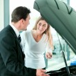 Man buying a car — Stock Photo #5023313