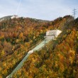 Pumped storage hydropower plant — Stock Photo