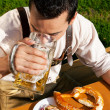 Stock Photo: Min traditional Bavarian