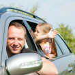 Family travelling — Stock Photo #5024327