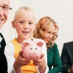 Family Business - telecommuter — Stock Photo #5024803