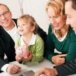 Family Business - telecommuter — Stock Photo #5024806