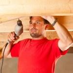 Carpenter or construction — Stock Photo