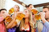 Inn or pub in Bavaria — Stock Photo