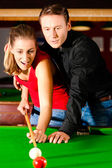 Couple (man and woman) in a — Foto de Stock