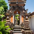 Temple in Mengwi - Stockfoto