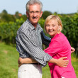 Mature or senior couple doing - ストック写真