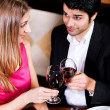 Young couple - man and woman — Stock Photo