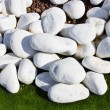 Stock Photo: Big white rocks