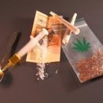 Drug ABC — Stock Photo