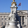 Queen Victoria memorial — Stock Photo