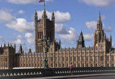 Westminster Palace (fragment) — Stock Photo