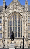 King Richard 1 monument — Stock Photo