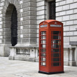Red telephone — Stock Photo #4905777