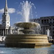 Trafalgar Square in London — Stock Photo #4906104