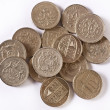 British pounds — Stock Photo #5016452