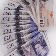 British pounds — Stock Photo #5016462