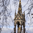 Prince Albert monument - Stock Photo