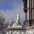 Prince Albert memorial. Part — Stock Photo