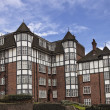 Stock Photo: Tudor style building in London