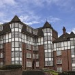 Tudor style building in London — Stock Photo #5025804