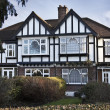 Tudor style house in London — Stock Photo #5025844
