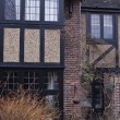 Tudor style house in London — Stock Photo #5025983
