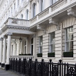 Victoribuilding in London — Stock Photo #5028272